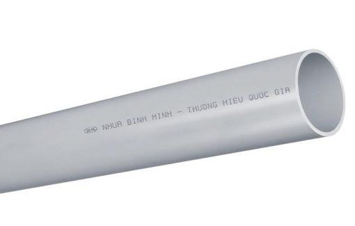Ống nhựa bình minh phi 200 x 9.6 1