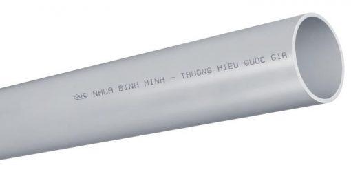 Ống nhựa Bình Minh phi 21 x 1.6 1
