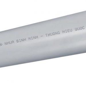 Ống nhựa bình minh phi 168
